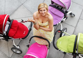 Silver Cross SURF sweeps the boards in baby-care Oscars - with top Irish model taking delivery of hers!	 21/4/11 In the Oscars of the baby care world, the newest Silver Cross SURF has swept the boards, winning a raft of awards, including, most recently, an unheard of 50 out of 50 Best Buy rating from Practical Parenting magazine and also the overall award for Best Buggy /Pushchair in the Junior Design Awards. Picture shows model Sarah McGovern, who is almost seven months pregnant, who has snapped up a Silver Cross Surf for their newborns. Pic:Maxwells-no fee Suppliers to the British Royal family for many years, Silver Cross prams and pushchairs have also been chosen by celebrities including Maggie Gyllenhaal, Rod Stewart and Penny Lancaster, Charlotte Church, Colleen Rooney and Brittney Spears. Sleek and stylish, with designer luxury, and all the latest colour trends hot off the Summer 2011, international catwalks –dazzling lime, zingy tangerine and soothing lilac; this latest beautiful model turning heads in Ireland is, however, a bit of a lightweight! The Silver Cross Surf is the lightest but sturdiest new pushchair available, which uses aerospace technology to ensure the smoothest, most comfortable journey for babies.  Although modern, contemporary, sleek, and urban-looking; unlike other designer creations, the Silver Cross Surf is also hugely practical and very affordable.  The award-winning pushchair retails in Ireland from €600 at all major nursery and childcare stores nationwide. For further information please contact: Caroline Moody @ 0872 652 485 Pic:Maxwells-no fee